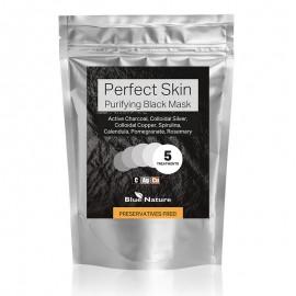 Czarna maseczka oczyszczająca Perfect Skin - Purifying Black Mask