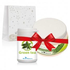 """Zestaw prezentowy """"Moc zielonej herbaty"""""""