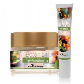 Zestaw: Nawilżający krem do twarzy na dzień Botanic! + Przeciwzmarszczkowy krem pod oczy Botanic!