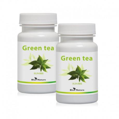 Zielona herbata w kapsułkach + 1 opakowanie GRATIS!