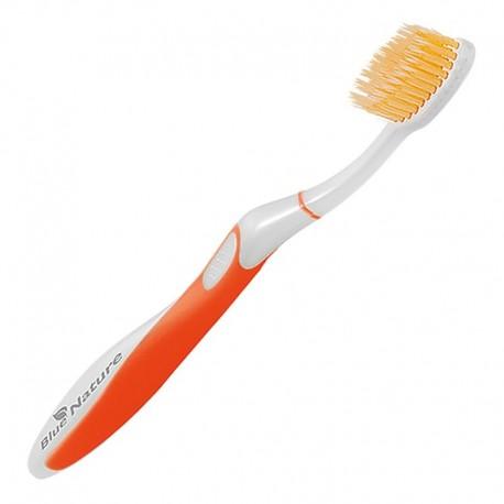 Szczoteczka do zębów - pomarańczowa