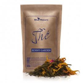 Herbata zielona Słoneczny ogród
