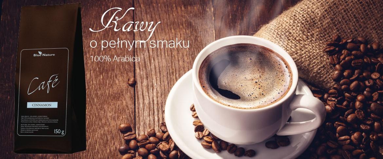 Kawa mielona cynamonowa